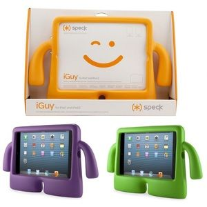 competitive price d8047 8d9f6 iGuy case for iPad mini in purple